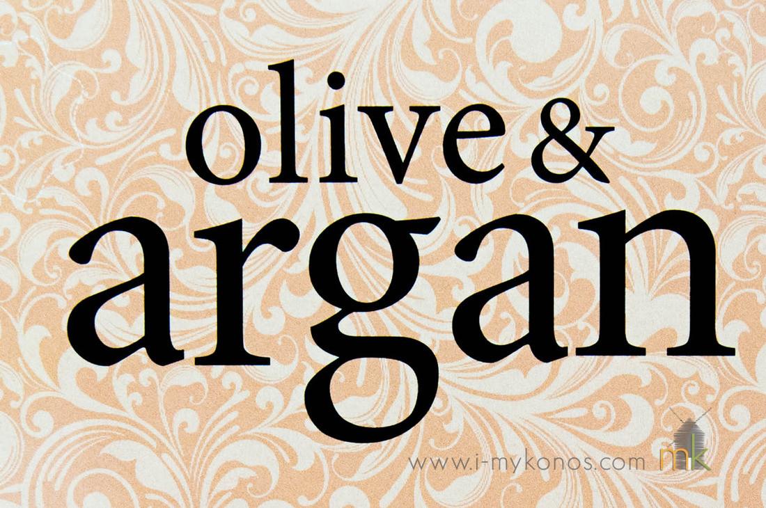Olive & Argan