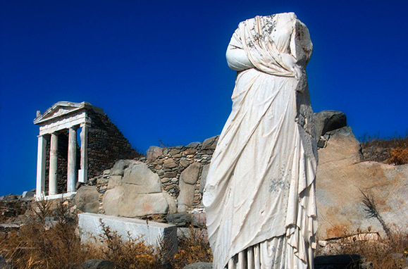 Excursion to Delos