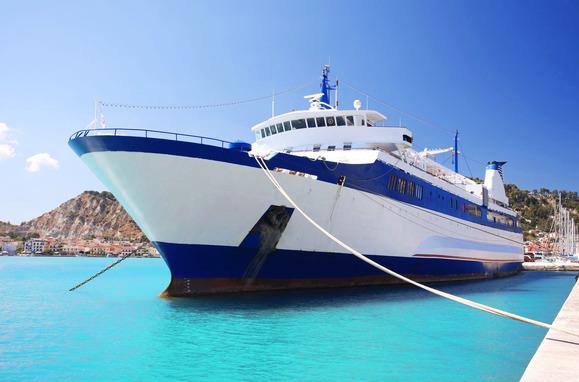 Get a ferry